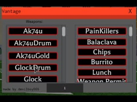 Roblox Rrp2 Spawner Inf Ammo دیدئو Dideo