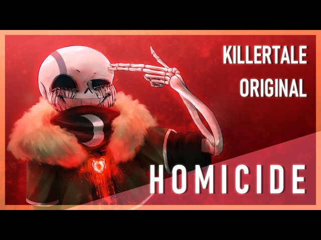 Roblox How To Get Out Of Bounds In Underverse Youtube Killertale Original Stormheart Homicide Killer S Theme دیدئو Dideo
