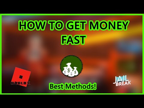 Roblox Jailbreak How To Get Money Fast دیدئو Dideo