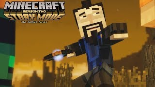 Minecraft Story Mode Ivor The Evil Episode 1 2 دیدئو Dideo