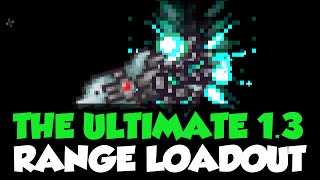Terrarria 1 3 The Ultimate Mage Loadout The Best Mage Setup In