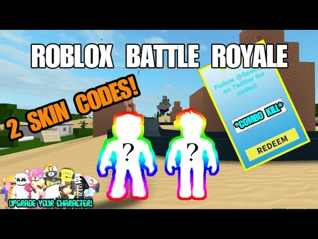 2 Skin Codes Roblox Battle Royale Simulator New Skin Codes