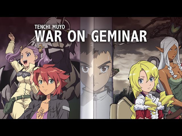 Tenchi Muyo War On Geminar 1 13ep English Dubbed Hd 1080p Full Screen Cut From Min 5 To 26 9h دیدئو Dideo