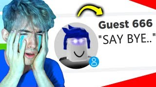 Roblox Videos Guest 666 How To Make Your Own Dominus Replica On Roblox Look Rich دیدئو Dideo