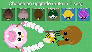 Mope Io Secret Private Server Alone In Sandbox Mode 2020 Challenge 1v1s Mope Io Gameplay دیدئو Dideo