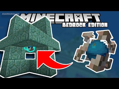 How To Craft Activate The Conduit In Minecraft Pe دیدئو Dideo