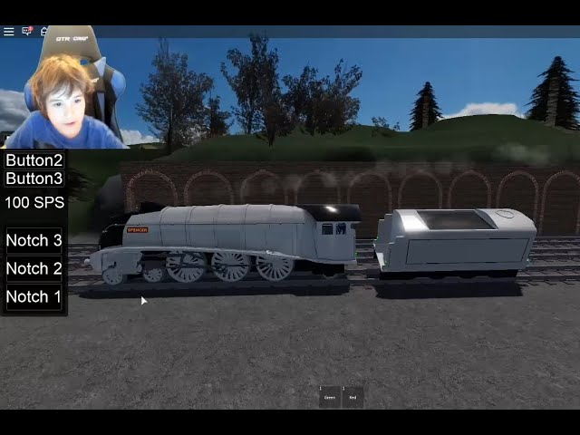 Roblox Thomas Cool Beans Railway 3 The Cool Beans Railway 3 Spencer Was Added دیدئو Dideo