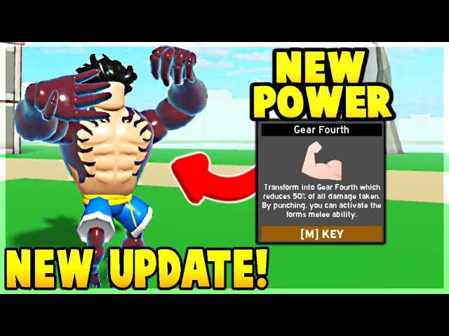 Roblox Anime Fighting Simulator All Training Locations Real - New Gear Fourth Power New Kagune And More In Anime Fighting