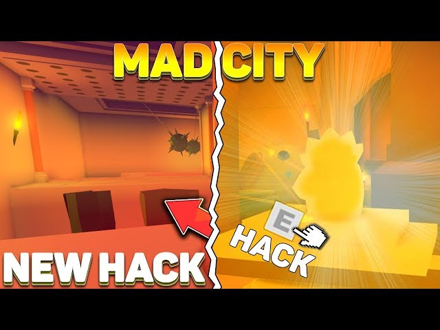 New Roblox Mad City Hack Autoarrest Infinite Ammo Afk