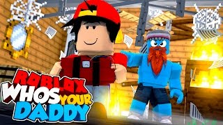 Roblox Whos Your Daddy Roblox Adventure Who S Your Daddy W Sharky دیدئو Dideo