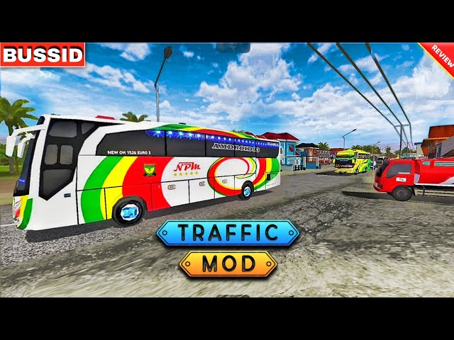 Bus Simulator Indonesia New Traffic Mod Version 3 3 2 Bussid Traffic Mod Download Now دیدئو Dideo