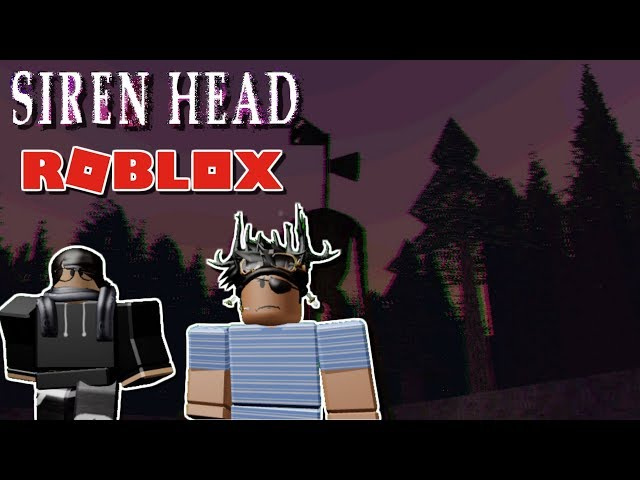 Siren Head No Roblox He Has No Head Roblox Gameplay Siren Head دیدئو Dideo