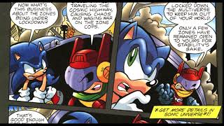 Sonic The Hedgehog Arichie Comic Issue 197 Dub دیدئو Dideo