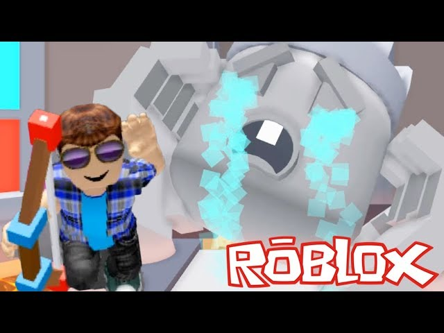 Crazy Bank Heist Obby New In Roblox دیدئو Dideo
