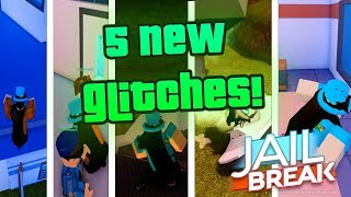 Roblox Jailbreak Glitches For 2020 دیدئو Dideo