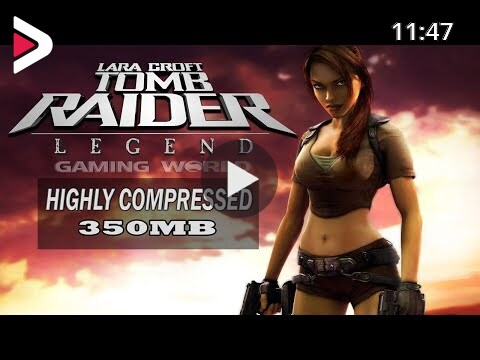Tomb Raider Legend Psp Highly Compressed Games For Android 2017