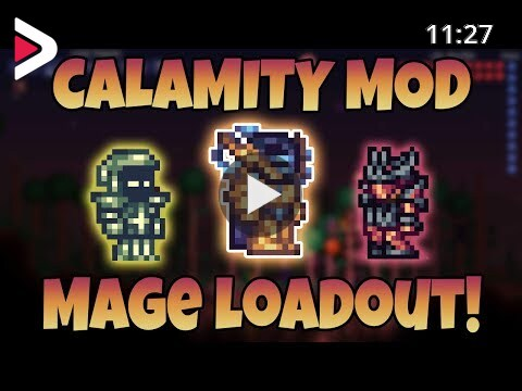Top Five Terraria Ultimate Mage Loadout