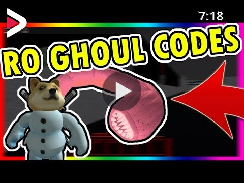 New Ro Ghoul Codes 2019 Roblox Ro Ghoul دیدئو Dideo