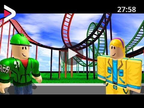 Youtube Videos Jelly Roblox Theme Park Biggest Rollercoaster Ever Roblox Themepark Tycoon 2 دیدئو Dideo