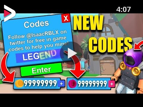 Codes For Mining Simulator On Roblox 2018 Latest Simulator Codes 2018 Mythical Roblox Mining Simulator دیدئو Dideo