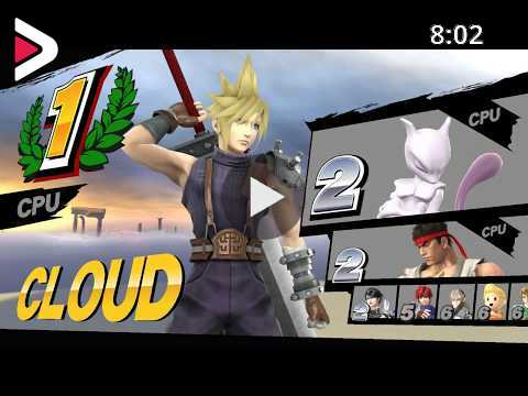 Super Smash Bros For Wii U 8 Player Smash All Dlc Wii U Emulator Cemu 1 11 3 Intel Gpu دیدئو Dideo