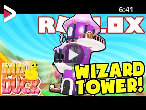 Roblox Meep City Our Homes New Furniture Meepcity New Wizard Tower Estate For 15k Coins Roblox Meepcity Update دیدئو Dideo