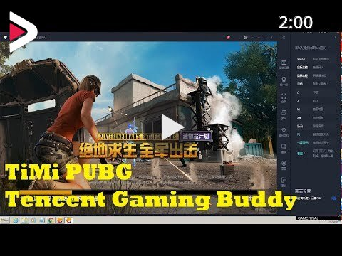 How To Install Timi Pubg In Tencent Gaming Buddy Emulator دیدئو Dideo