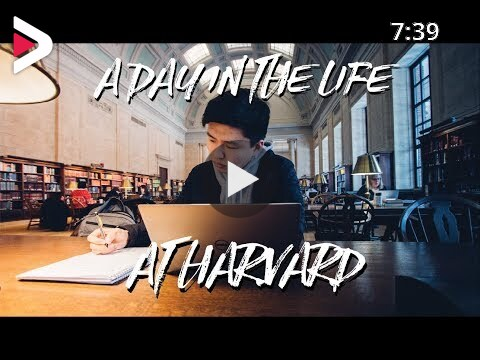A Realistic College Day In The Life At Harvard دیدئو Dideo Start topics with the fans and the beautiful man, elliot choy. dideo